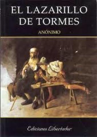 EL LAZARILLO DE TORMES, (anónimo)