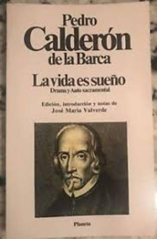 LA VIDA ES SUEÑO, (Calderón de la Barca)