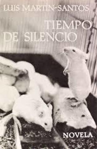 TIEMPO DE SILENCIO, Luis Martín Santos