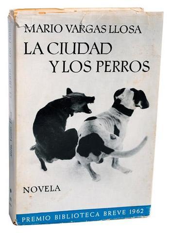 LA CIUDAD Y LOS PERROS, Vargas Llosa