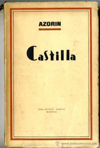 CASTILLA, Azorín