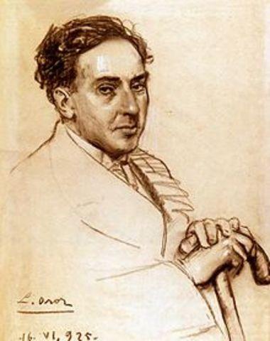 POESÍA, Antonio Manchado