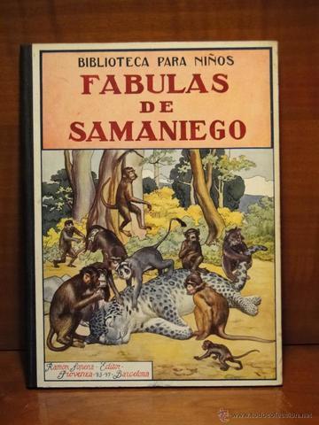 FÁBULAS, Samaniego