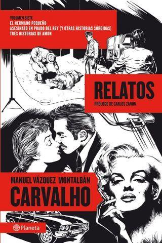 Serie PEPE CARVALHO, Manuel Vázquez Montalbán