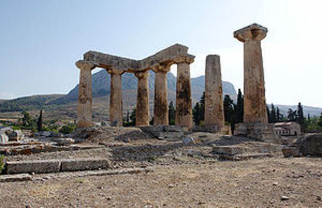 La conquista romana y la caída de Corinto
