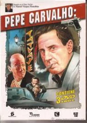 Serie Pepe Carvalho