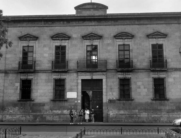 """Facultad de Altos Estudios """"Melchor Ocampo"""""""
