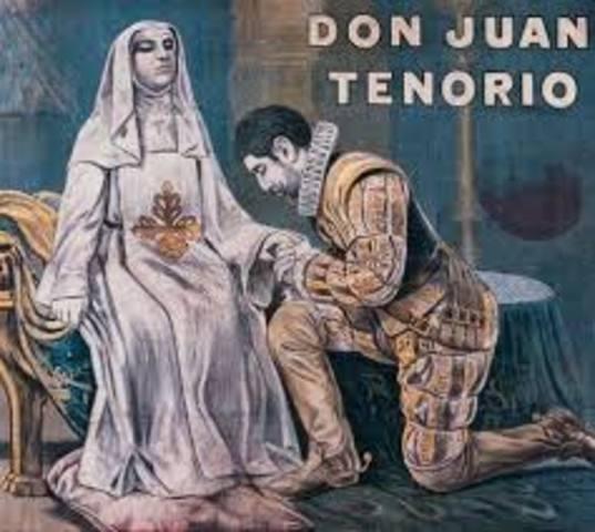 DON JUAN TENORIO (José Zorrilla)