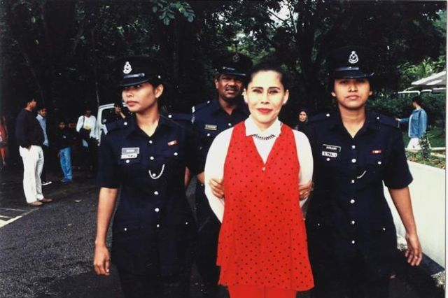 The Murder Trials of Mona Fendy