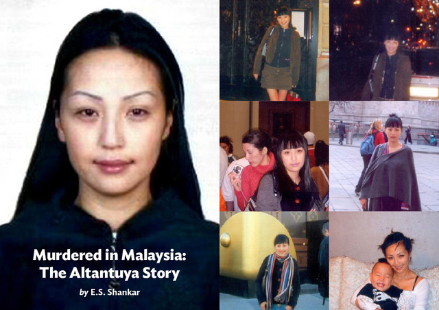 The Controversial Murder of Altantuya