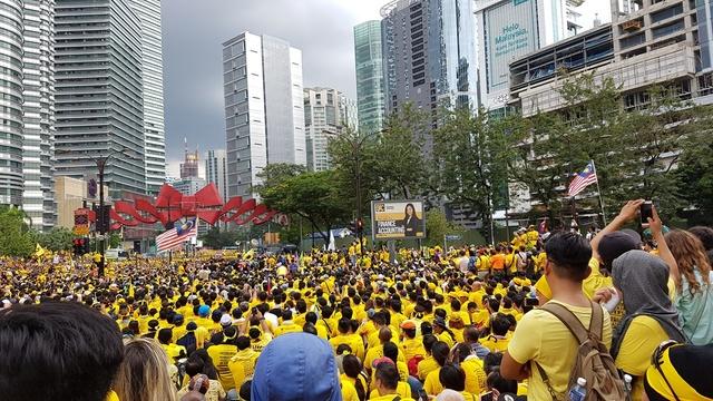 2011 Bersih 2.0 Rally