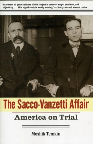 Sacco and Vanzetti trial concludes
