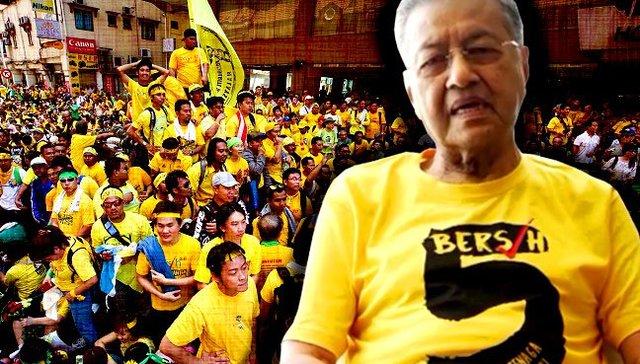 19 November 2016: Bersih 5.0 Rally