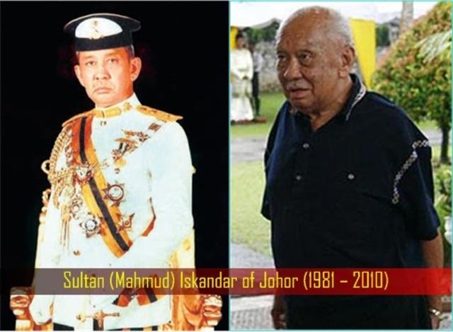 The Violence of Sultan Iskandar of Johor