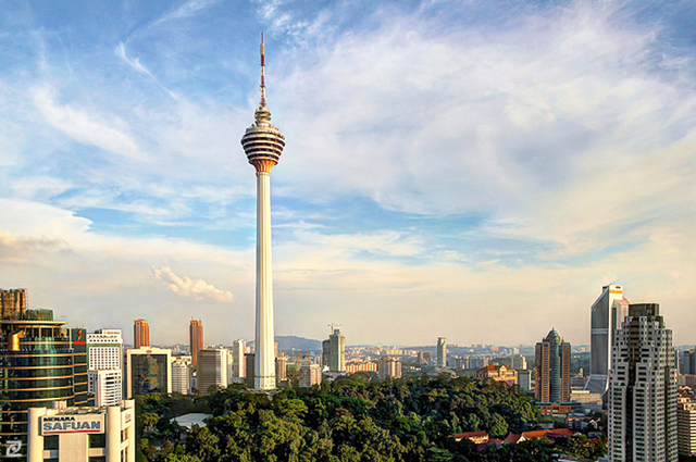 Completion of the KL Tower