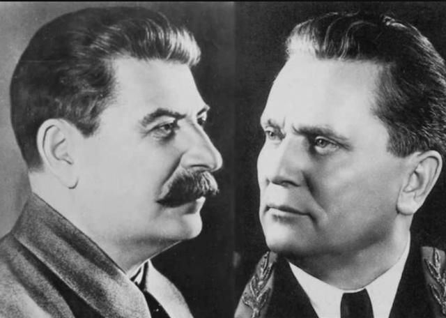 Het begin van de Tito-Stalin split