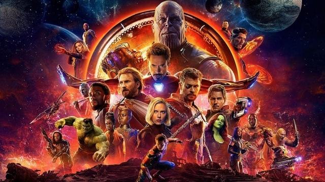 «Мстители: Война бесконечности» (2018)