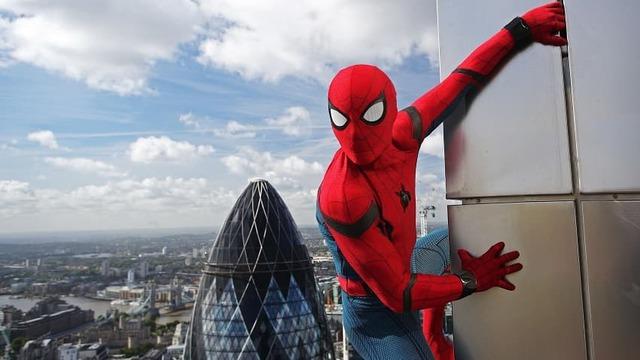 «Человек-паук: Вдали от дома»(2019)