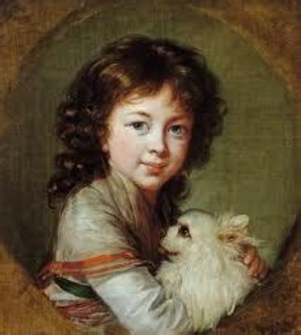 Catherine II's Birth