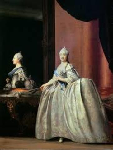 Married to Peter III