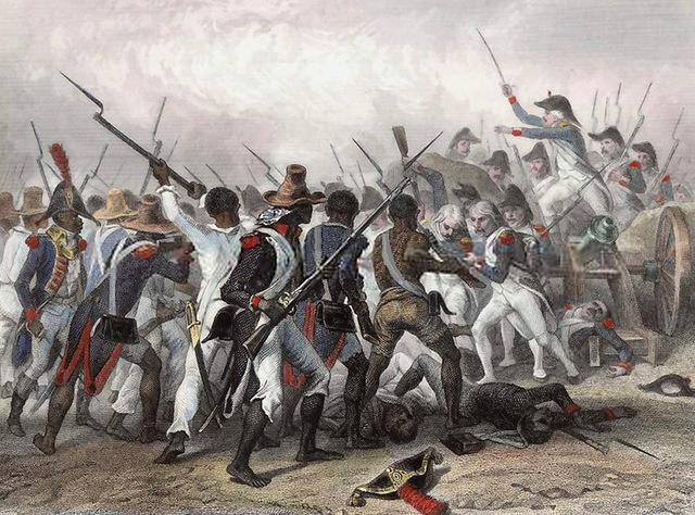 Saint Domingue Revolts