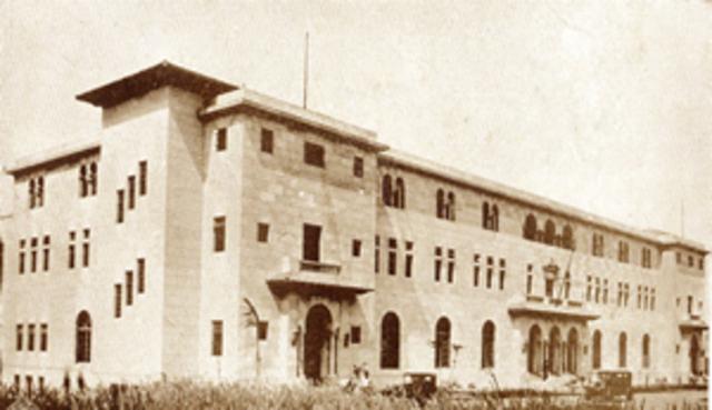 Escuela Nacional de Agricultura y Veterinaria