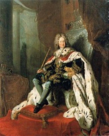Federico I se convierte en rey del Reino de Prusia.