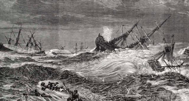 Gran Tormenta de 1703