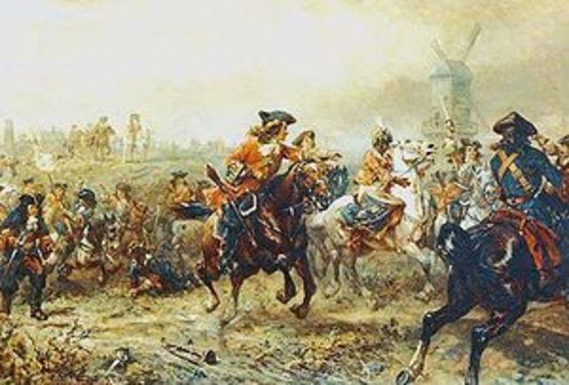 Derrota de tropas francesas