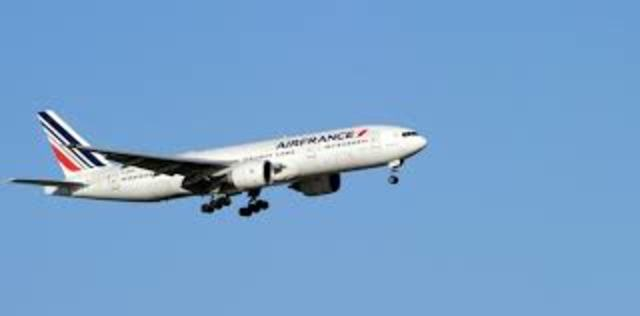 Transport en avion