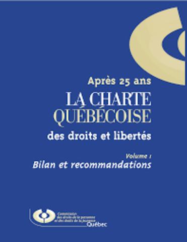 Charte québécoise des droits et libertés