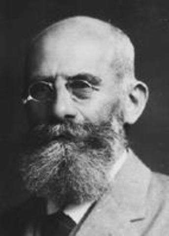Chistian von Ehrenfels (1859-1932)