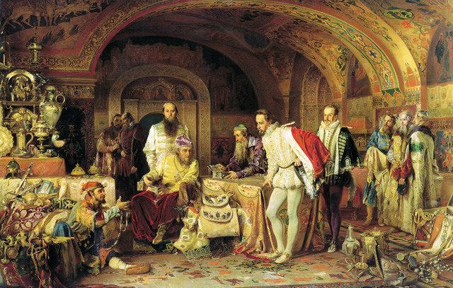 Ivan appoints the Selected Council