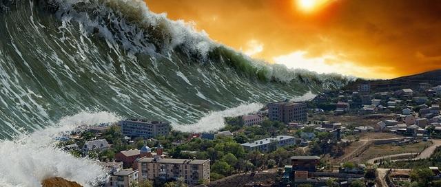 Tsunami al Japó (FET HISTÒRIC)
