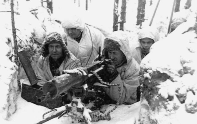 Tentative d'invasion soviétique en Finlande