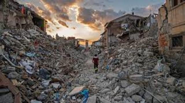 terretrèmol (climatológic)