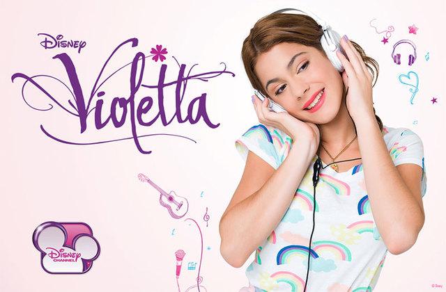 Vaig al meu primer concert de Violetta