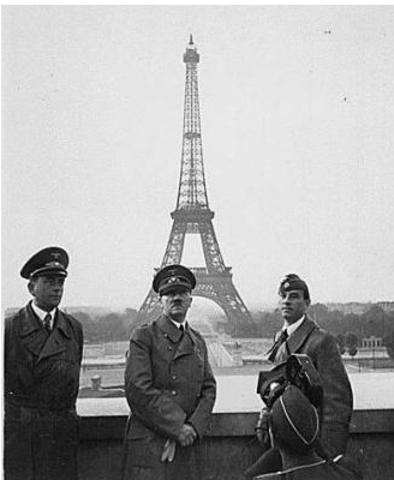 Paris occupée par la Wehrmacht