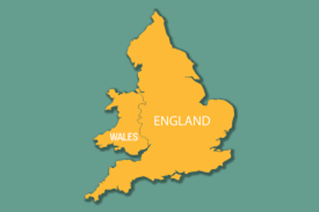England and Wales united