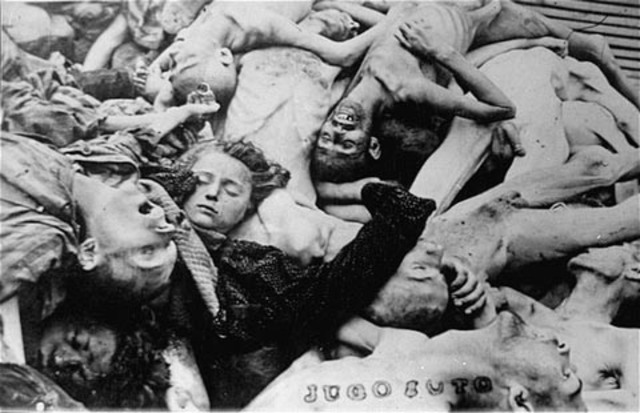 First Concentration Camp Opens