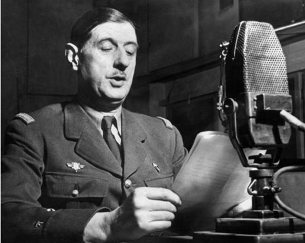 18 juin 1940 : l'appel du général de Gaulle
