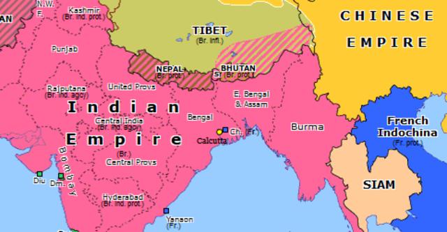 Mughals capture Bengal