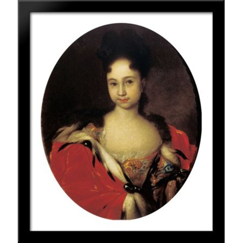 Catherine II's daughter Anna is born.