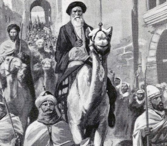 March to Mecca