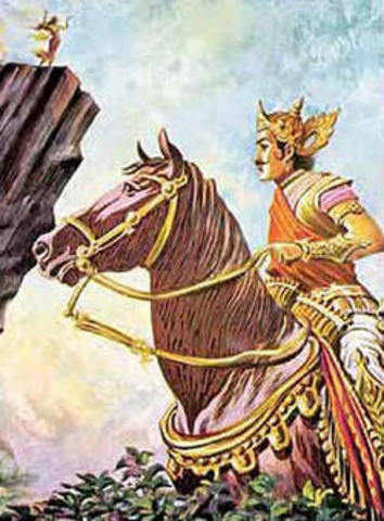 Harsha Becomes Emperor