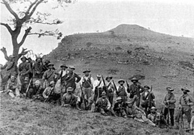 Second Boer War ends