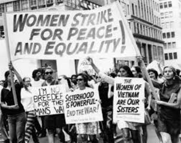 Womans Rights Strike
