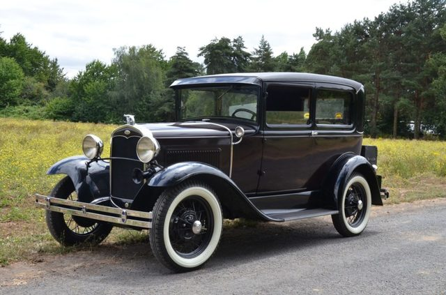 The Ford Model A