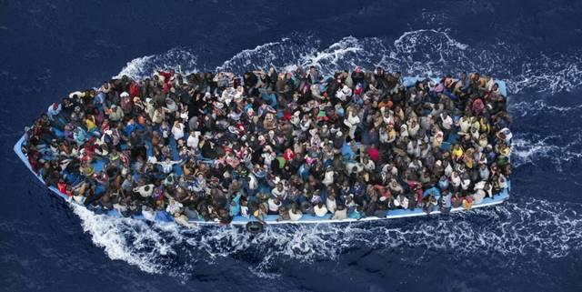 Crisis dels refugiats (fet social)