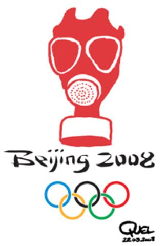 Jocs Olímpic de Pequín (fet cultural)